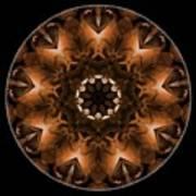 Mandala - Talisman 3704 Art Print