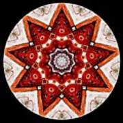 Mandala - Talisman 4009 Art Print