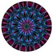 Mandala - Talisman 854 For Those Born In 1958 Art Print