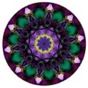 Mandala - Talisman 855 For Those Born In 1959 Art Print