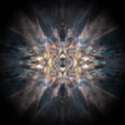 Mandala171115-3259 Art Print