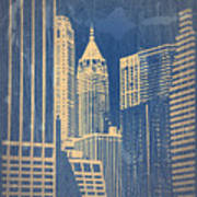 Manhattan 1 Art Print