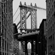 Manhattan Empire Art Print