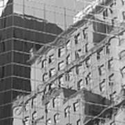 Manhattan Facades IIi Art Print