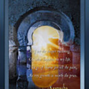 Kaypacha's Mantra  3.25.2015 Art Print