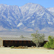 Manzanar A Blight On America 1 Art Print
