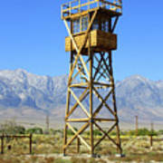Manzanar A Blight On America 2 Art Print