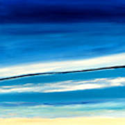 Manzanilla View II Art Print