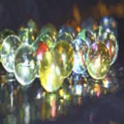 Marble 6 Art Print