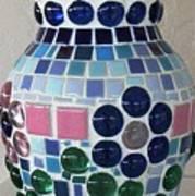 Marble Vase Art Print by Jamie Frier