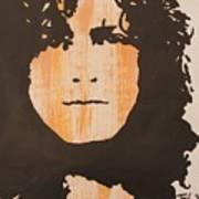Marc Bolan T.rex Art Print