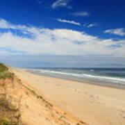 Marconi Beach Cape Cod National Seashore Art Print