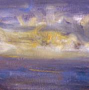 Maremoto Art Print