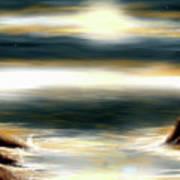 Mares  Art Print