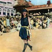 Margaret Gorman, 1921 Art Print