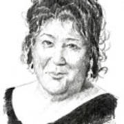 Margo Martindale Art Print