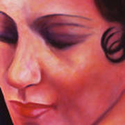 Maria Ave Art Print