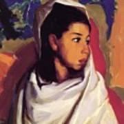 Maria Lucinda 1917 Art Print