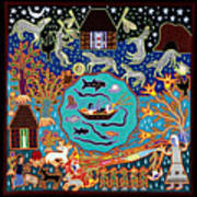 Mariano's Ocean Art Print