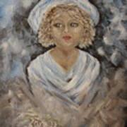 Marilynn Art Print