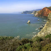 Marin Headlands 1 Art Print