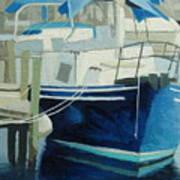 Marina No1 Art Print