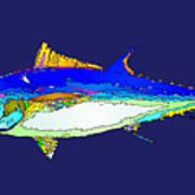 Marine Life Art Print