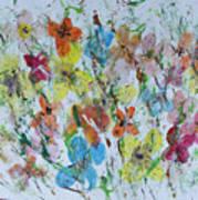 Mariposas De La Isla Art Print