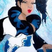 Marisol Art Print