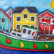 Maritime Special Art Print