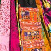 Market Bag Art Print