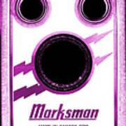 Marksman By Bernard Marks Art Print