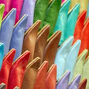 Marrakech Slippers Art Print