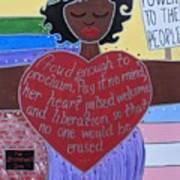 Marsha P Johnson Art Print