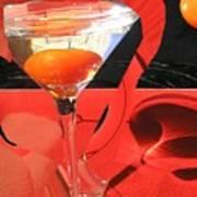 Martini Fantazy4 Art Print