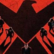 Marvel's Agents Of S.h.i.e.l.d. Art Print