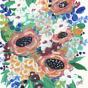 Mary Delores Art Print