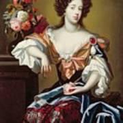 Mary Of Modena  Art Print