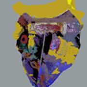 Mask 20 Art Print