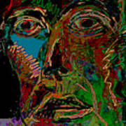 Mask 22 Art Print