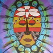 Mask IIi Art Print