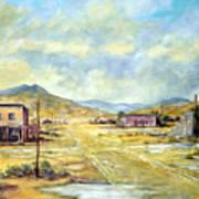 Mason Nevada Art Print by Evelyne Boynton Grierson