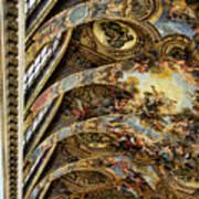 Masterpiece Design Architecture Palace Versailles France  Art Print