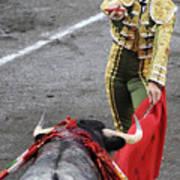 Matador El Juli Art Print