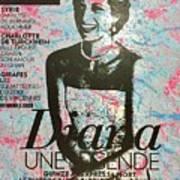 Match - Diana Art Print