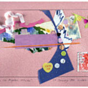 Matisse In Los Angeles Art Print
