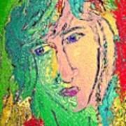 Matisse Inspiration Art Print
