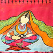Matritwa - 8 Art Print