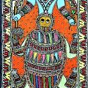 Matsya Awatar Art Print