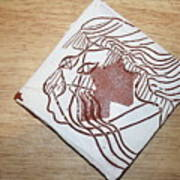 Matt - Tile Art Print